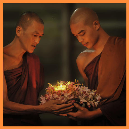 Modern Buddhism the path of compassion & wisdom – Vol 3 of 3 Prayers for Daily Practice