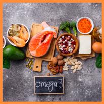 Omega oils