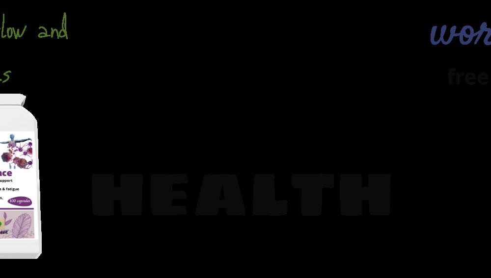 Holistic Health food Supplements